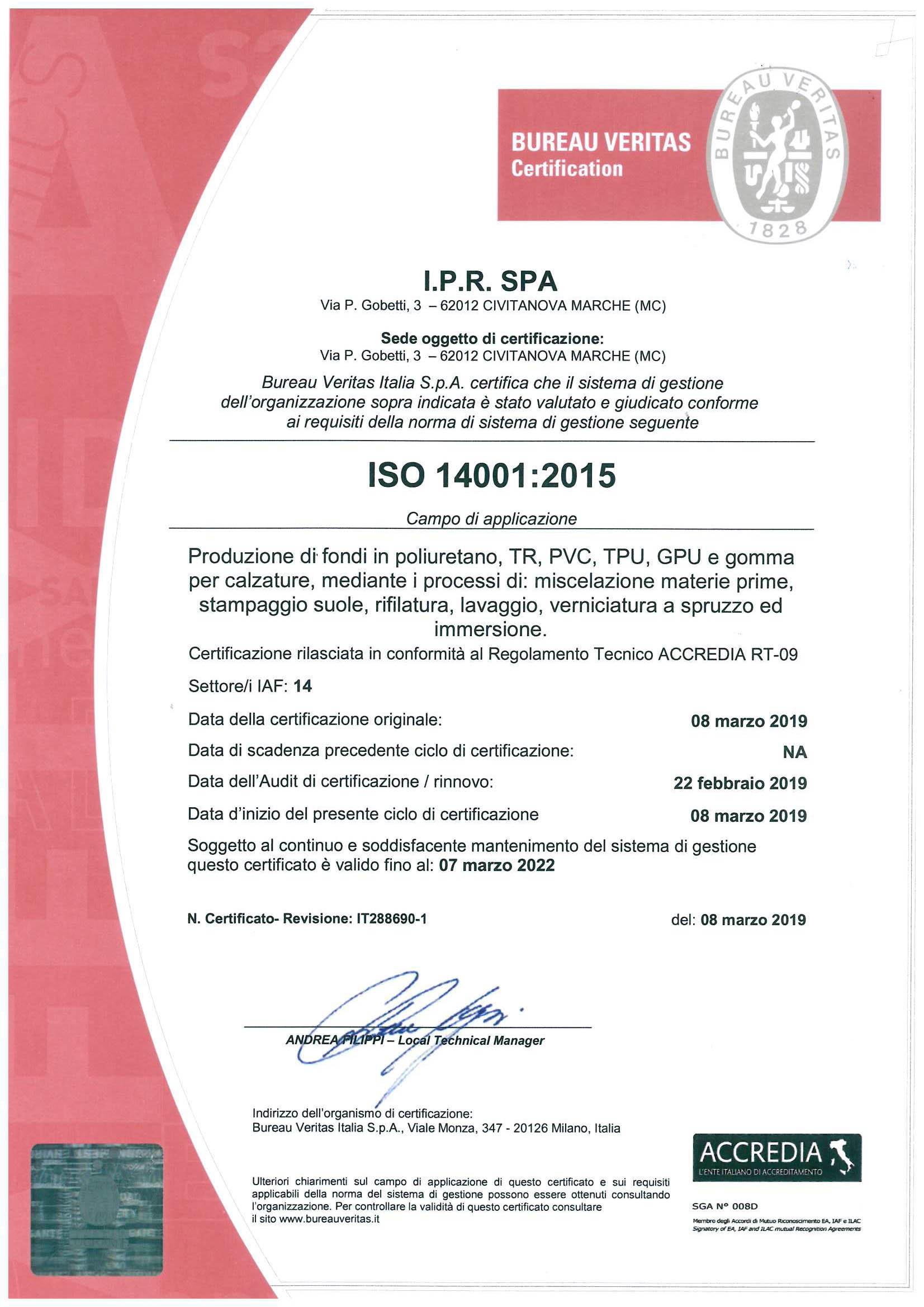 cert_ISO_14001_2015_ita